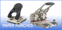 Heavy duty Punches